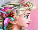 elsa ear emergency new game