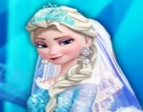 elsa wedding party new beautiful game